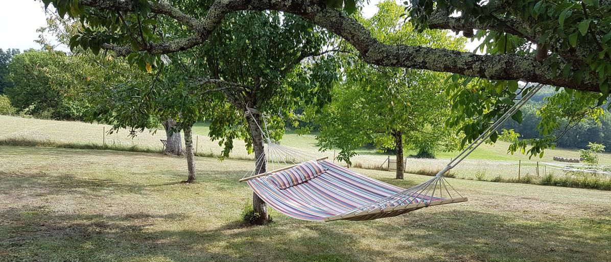 2 person hammock, La Maison Louverie