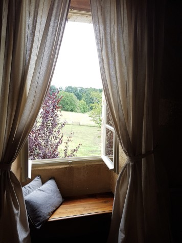 Country view, Chambre Noix