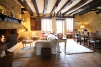 Overall look livingroom
