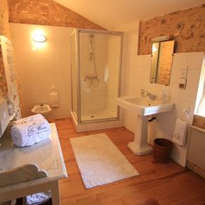 Bathroom Chambre Noix