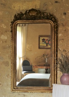 Barock mirror, Chambre Figue
