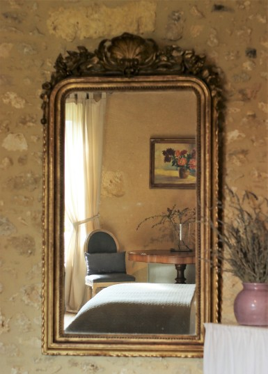 Barock mirror, Chambre Figue